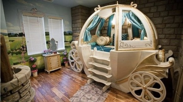 Enchanting Disney Bedrooms - Likes